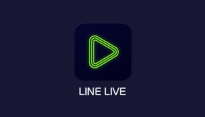 LINE LIVEの画面