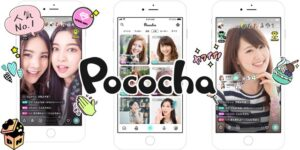 Pocochaの画面