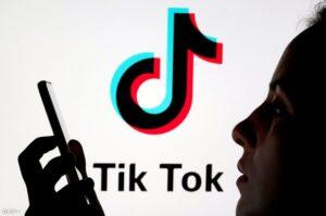 TikTokのロゴの画像
