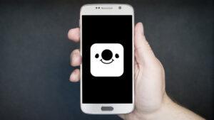 17LIVEとスマートフォンの写真