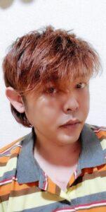 青木輝さん 写真
