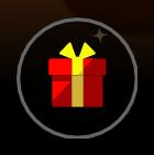 プレゼントボックス画面